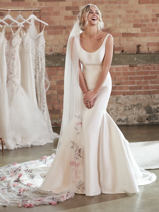 Kitara (21SW863) Wedding Dress by Sottero and Midgley