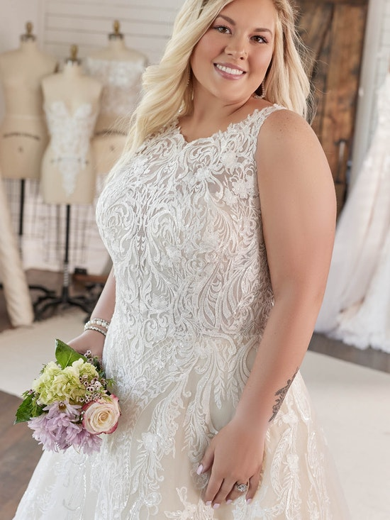 Tovah (9SS895) Wedding Dress by Sottero and Midgley