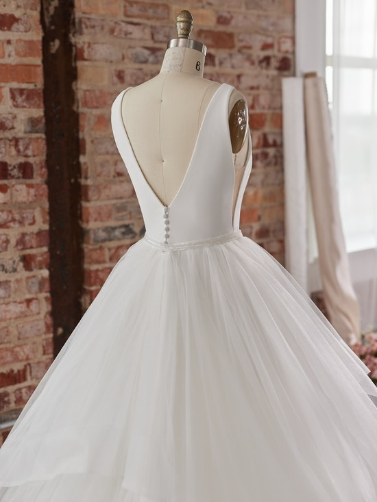 Maggie Sottero Wedding Dress Fatima Lynette 20MW328B01 Alt107