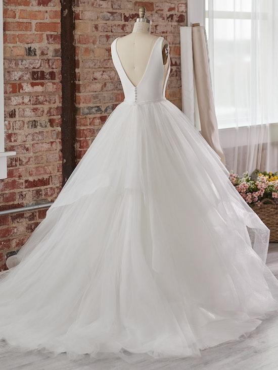 Maggie Sottero Wedding Dress Fatima Lynette 20MW328B01 Alt108