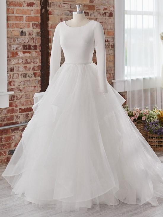 Maggie Sottero Wedding Dress Fatima Lynette 20MW328B11 Alt101