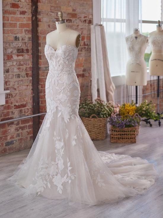 Rebecca Ingram Wedding Dress Hattie Lynette Marie 20RT702D02 Alt101