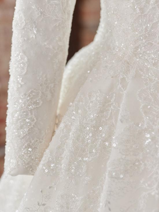 Sottero and Midgley Wedding Dress Zartasha Leigh 21SV864B01 Alt103