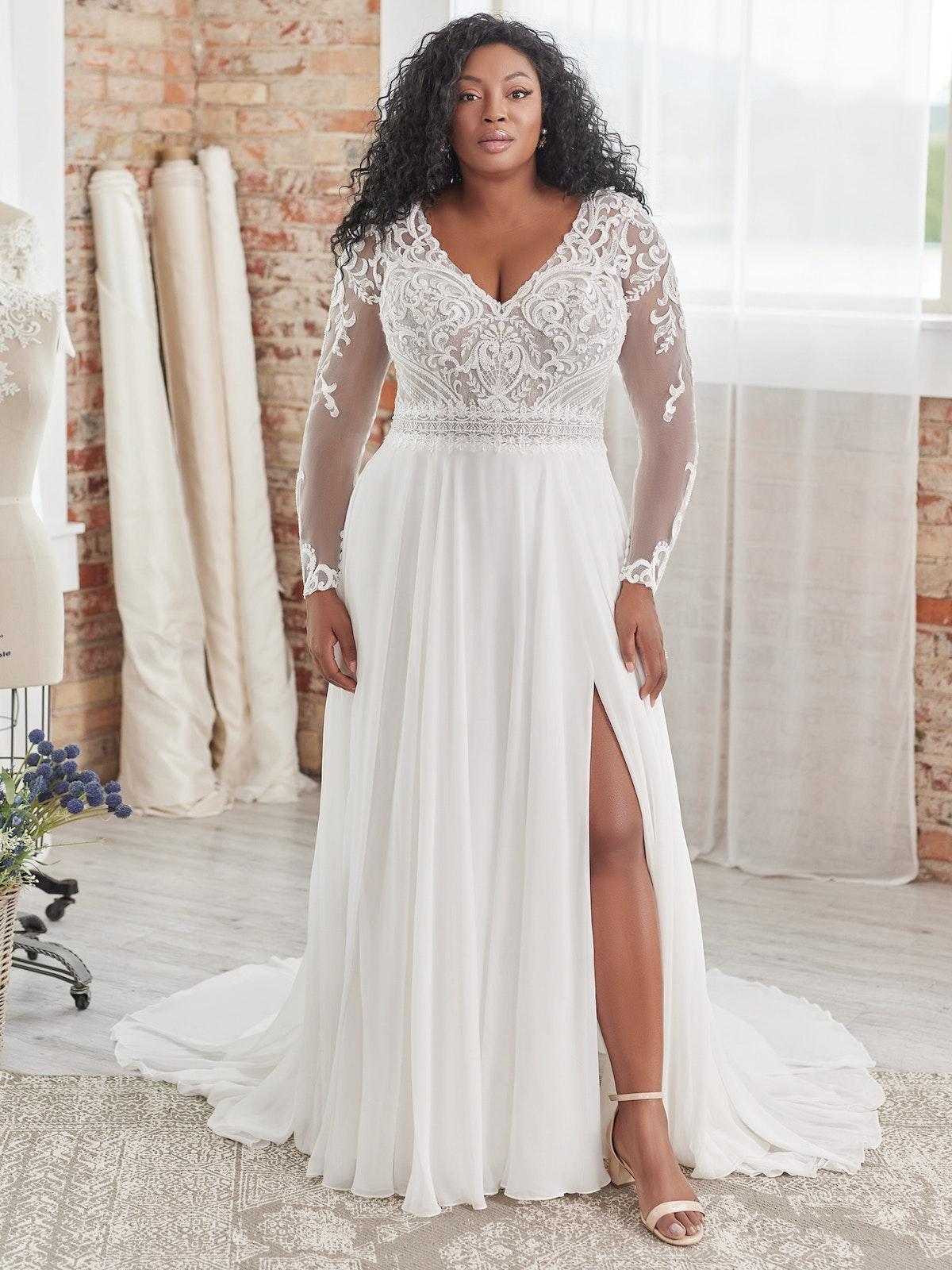 Rebecca Ingram Wedding Dress Lorraine Dawn 22RS586A01 Alt050