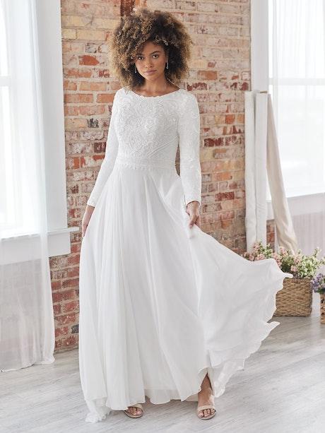 Rebecca Ingram Wedding Dress Lorraine-Leigh 22RS586C01 Alt050