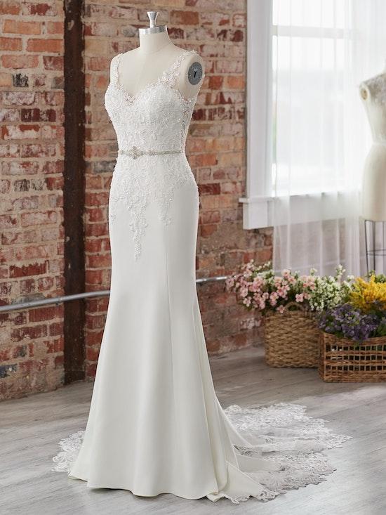 Maggie Sottero Wedding Dress Alaina 8MC734B01 Alt101