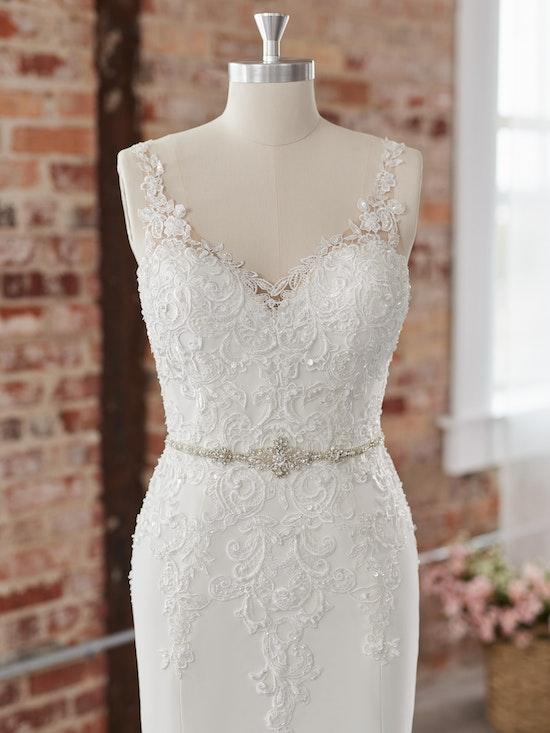 Maggie Sottero Wedding Dress Alaina 8MC734B01 Alt102