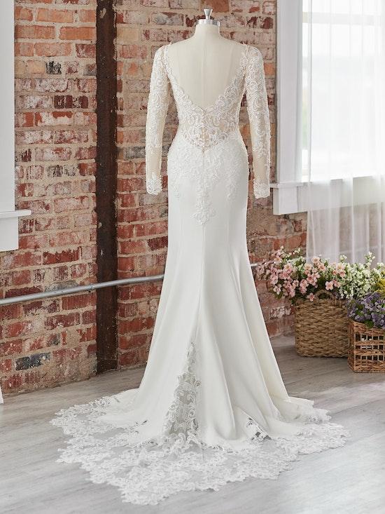 Maggie Sottero Wedding Dress Alaina 8MC734B01 Alt106