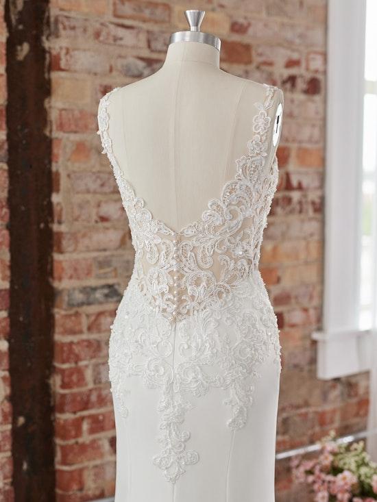 Maggie Sottero Wedding Dress Alaina 8MC734B01 Alt107