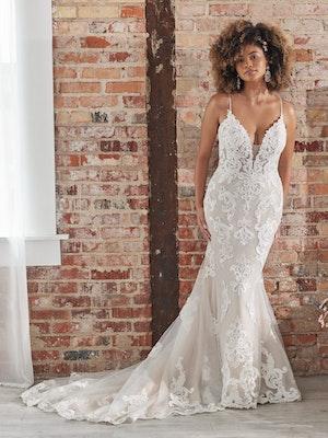 Maggie Sottero Wedding Dress Tuscany-Lynette 8MS794B05 Alt050