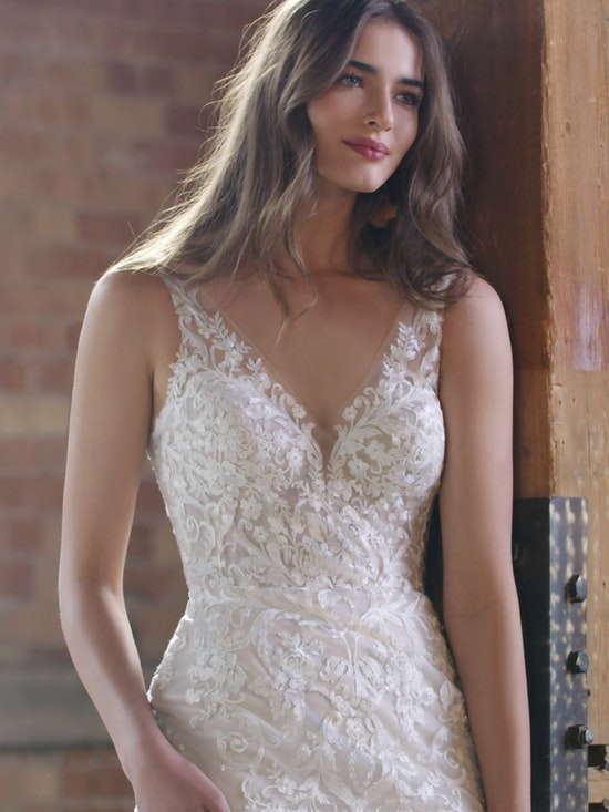 Rebecca Ingram Wedding Dress Faustine 21RT845A01 Alt051