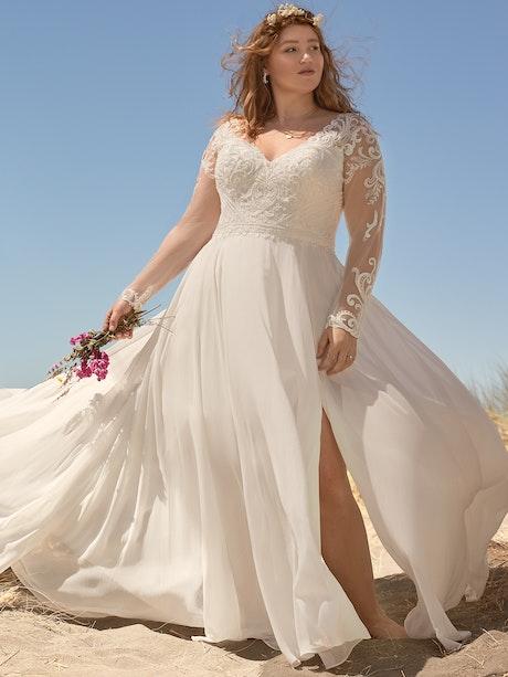 Rebecca Ingram Wedding Dress Lorraine Dawn Lynette 22RS586B Main