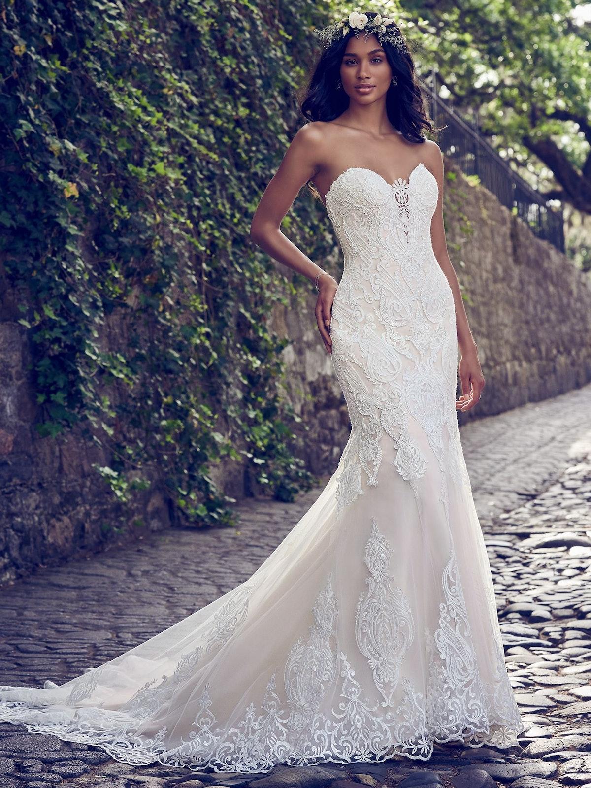 Autumn (8MS562) Princess Wedding Dress by Maggie Sottero