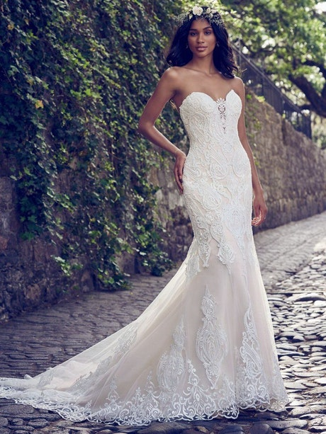Autumn (8MS562) Princess Wedding Dress by Maggie Sottero