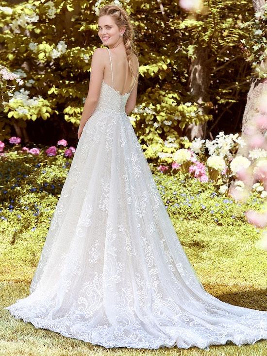 Debbie (8RS557) Princess Wedding Dress by Rebecca Ingram