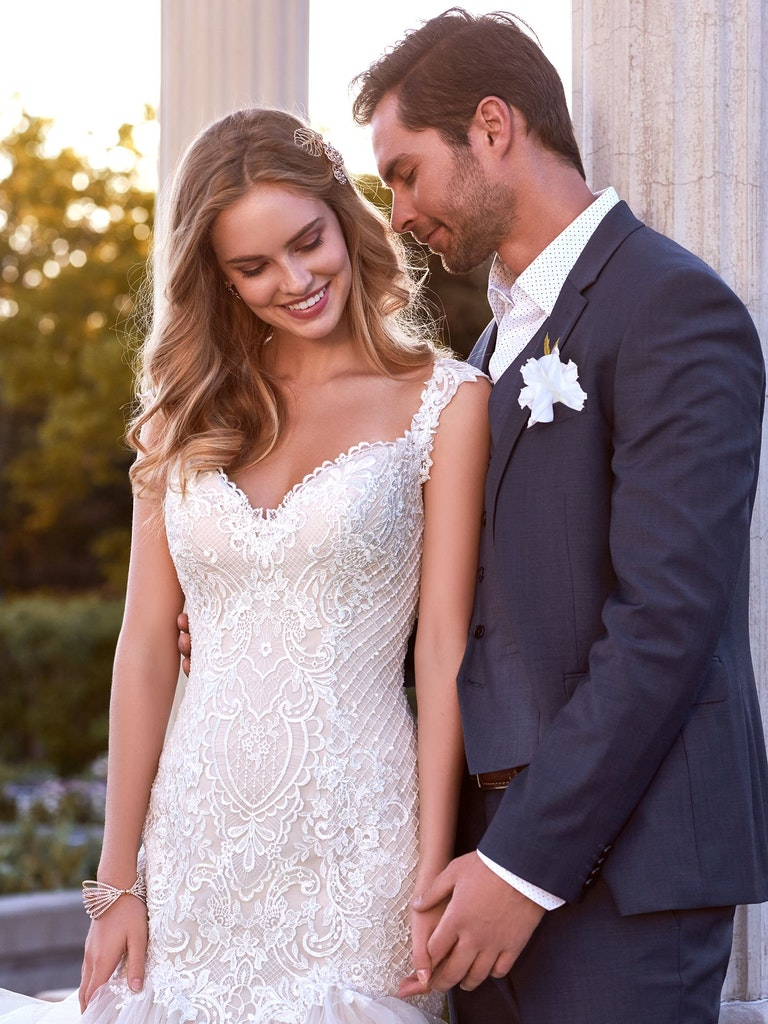 Zelda Wedding Dress Bridal Gown Rebecca Ingram