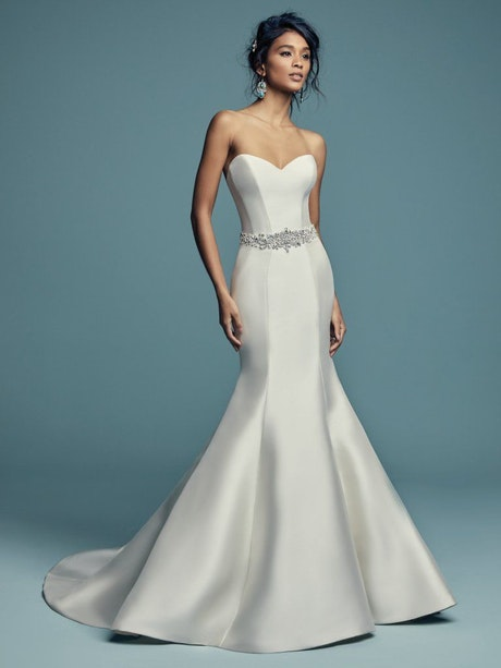 Cassidy (8MW775) Princess Wedding Dress by Maggie Sottero