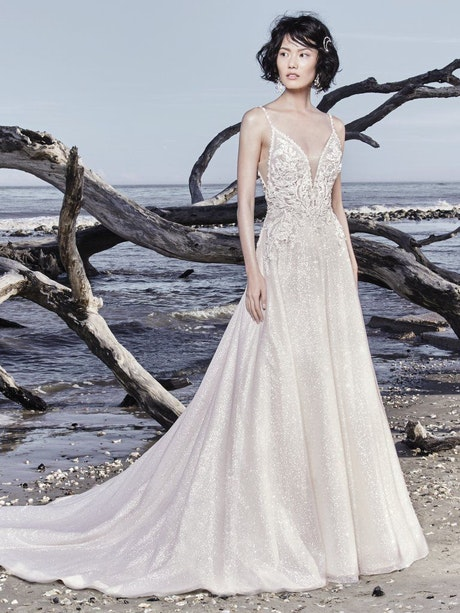 Chad (8SC741) Princess Wedding Dress by Sottero and Midgley