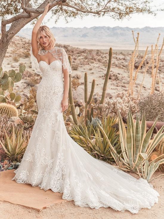 Koda (9SN809) Mermaid Lace Wedding Dress by Sottero and Midgley