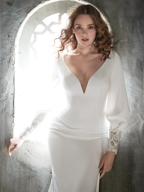 Aberdeen (20MW326) Wedding Dress by Maggie Sottero