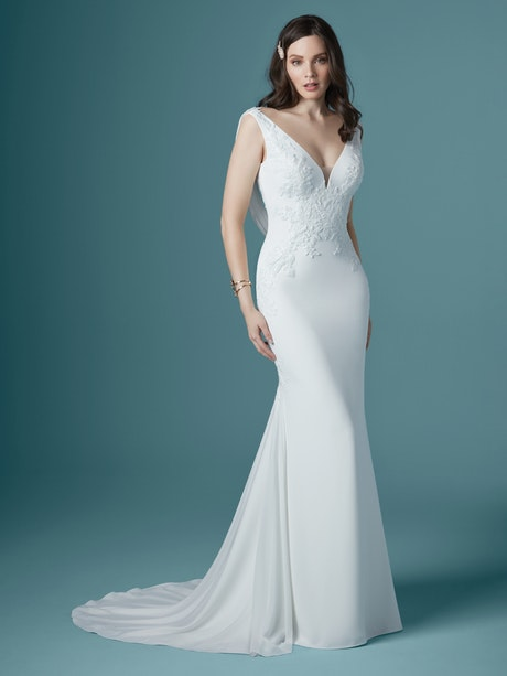 Bertina (20MW277) Wedding Dress by Maggie Sottero