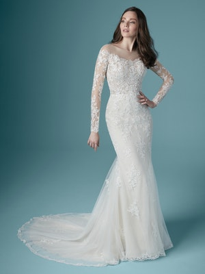 Chevelle (20MS243) Wedding Dress by Maggie Sottero