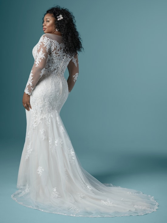 Chevelle-Lynette (20MS243AC) Wedding Dress by Maggie Sottero