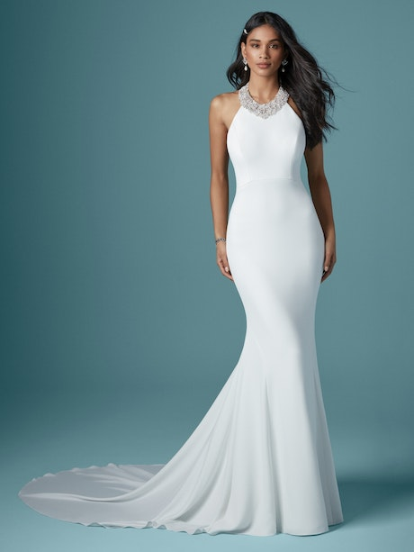 Dawson (20MW196) Wedding Dress by Maggie Sottero