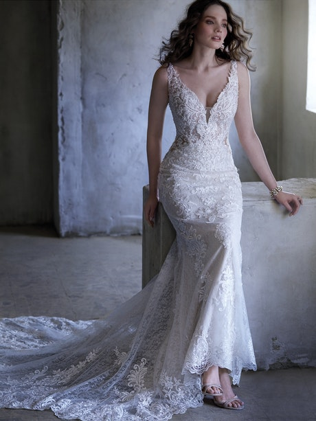 Delilah (20MS313) Wedding Dress by Maggie Sottero