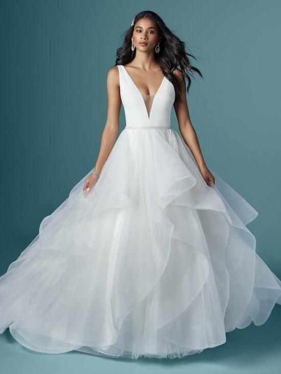 Fatima (20MW328) Wedding Dress by Maggie Sottero