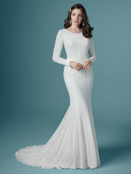Geraldine-Leigh (20MN210) Wedding Dress by Maggie Sottero