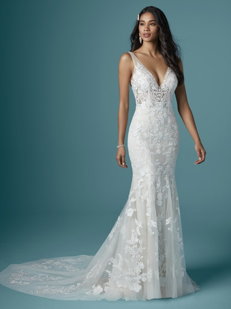 Greenley (20MT284) Wedding Dress by Maggie Sottero
