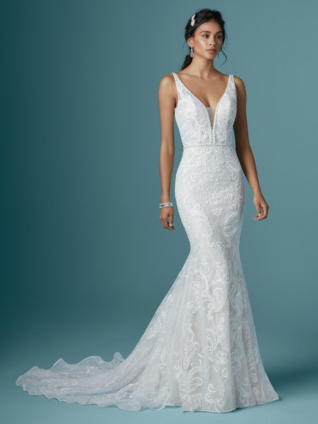 Henrietta (20MS320) Wedding Dress by Maggie Sottero