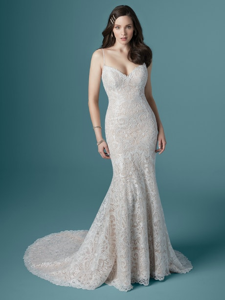 Janice (20MS270) Wedding Dress by Maggie Sottero