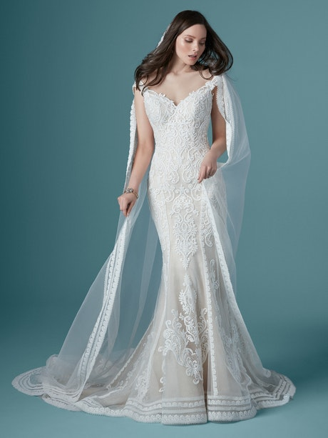 Jocelyn (20MS201) Wedding Dress by Maggie Sottero