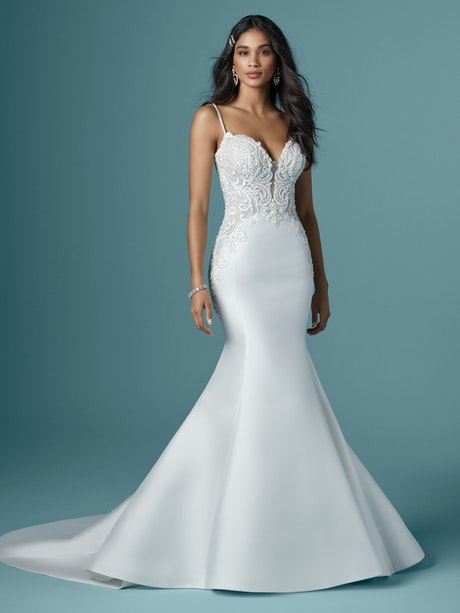Juanita (20MS268) Wedding Dress by Maggie Sottero