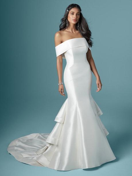 Justine (20MS200) Wedding Dress by Maggie Sottero