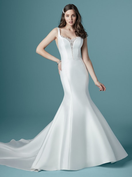 Ladelle (20MW195) Wedding Dress by Maggie Sottero