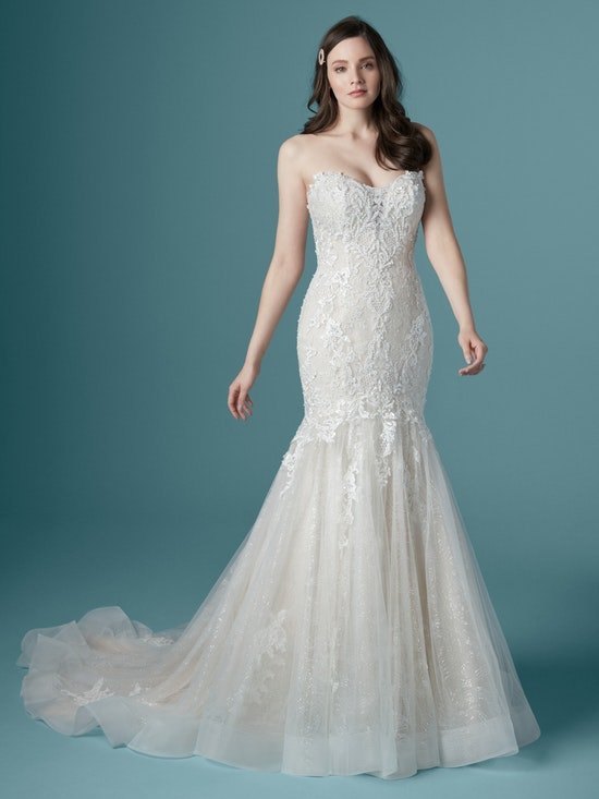 Lonnie-Lynette (20MC275ACLU) Wedding Dress by Maggie Sottero