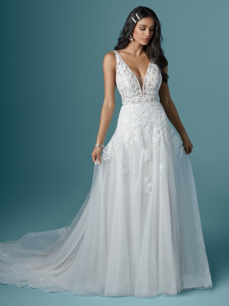 Micki (20MW207) Wedding Dress by Maggie Sottero