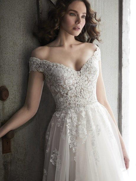 Natalie (20MS322) Wedding Dress by Maggie Sottero