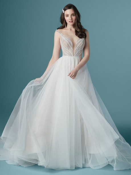Nina (20MS288) Wedding Dress by Maggie Sottero