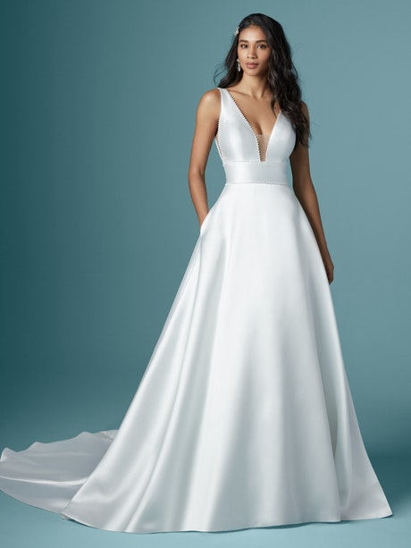Raven (20MC264) Wedding Dress by Maggie Sottero