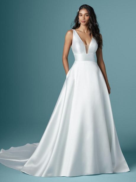 Raven (20MC264) Wedding Dress by Maggie Sottero
