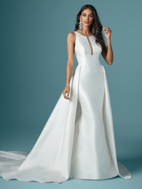 Rhiannon (20MW281) Wedding Dress by Maggie Sottero
