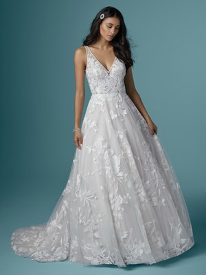 Sasha (20MT217) Wedding Dress by Maggie Sottero