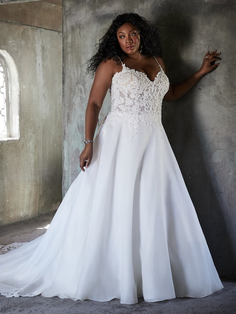 Savannah (20MC274) Wedding Dress by Maggie Sottero