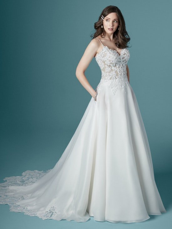 Savannah (20MC274) Wedding Dress by Maggie Sottero