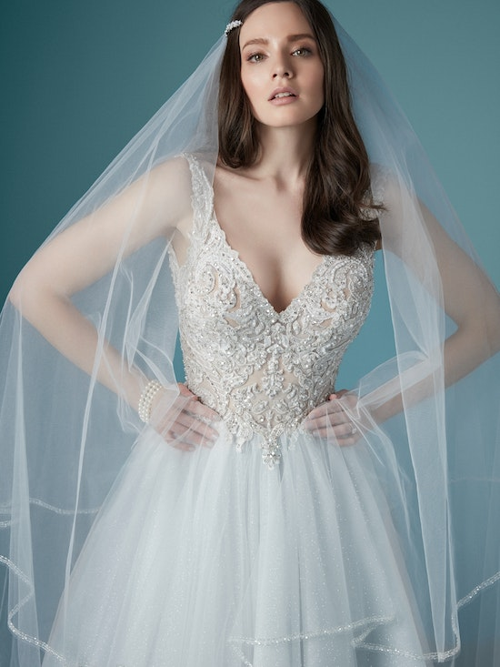 Taylor (20MS202) Wedding Dress by Maggie Sottero