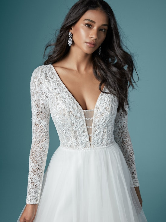 Tiana (20MS312) Wedding Dress by Maggie Sottero